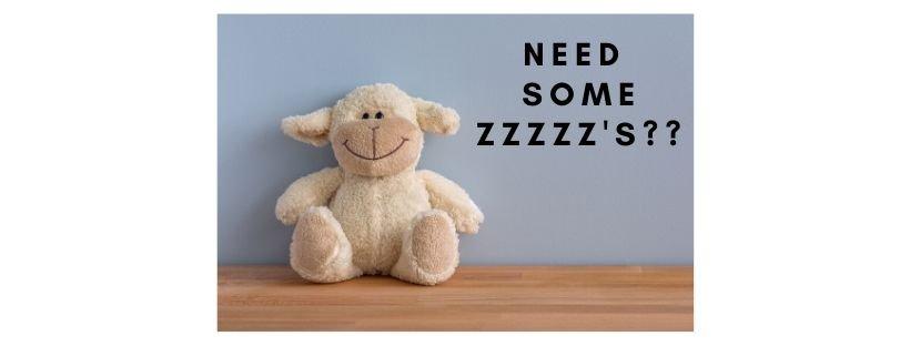 need some zzzzz