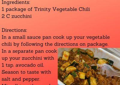 Veggie Chili with Zucchini (1)